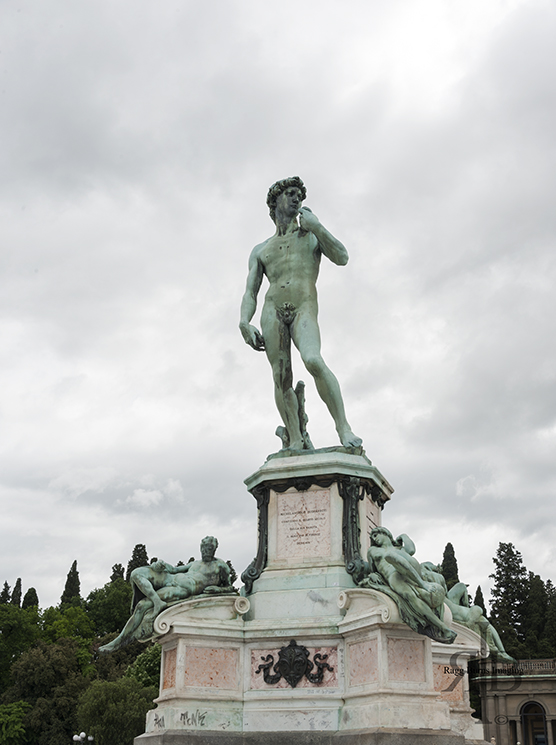Firenze-David-Bronze