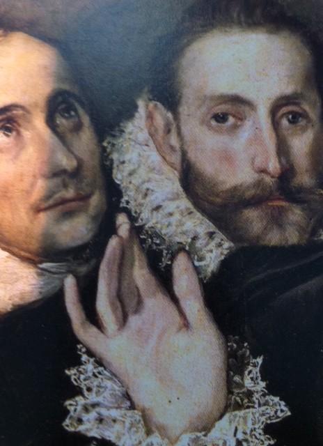 El entierro del conde de orgaz 1586 que significa - Busco trabajo de pintor en madrid ...