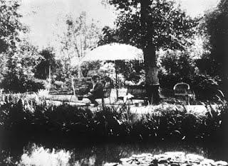 monet jardin d'eau