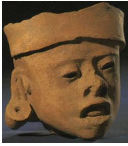 Figura Terra Cotta - Mexico