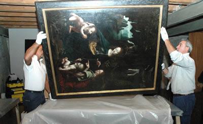 Comparando Dos Versiones La Virgen De Las Rocas De Leonardo Da