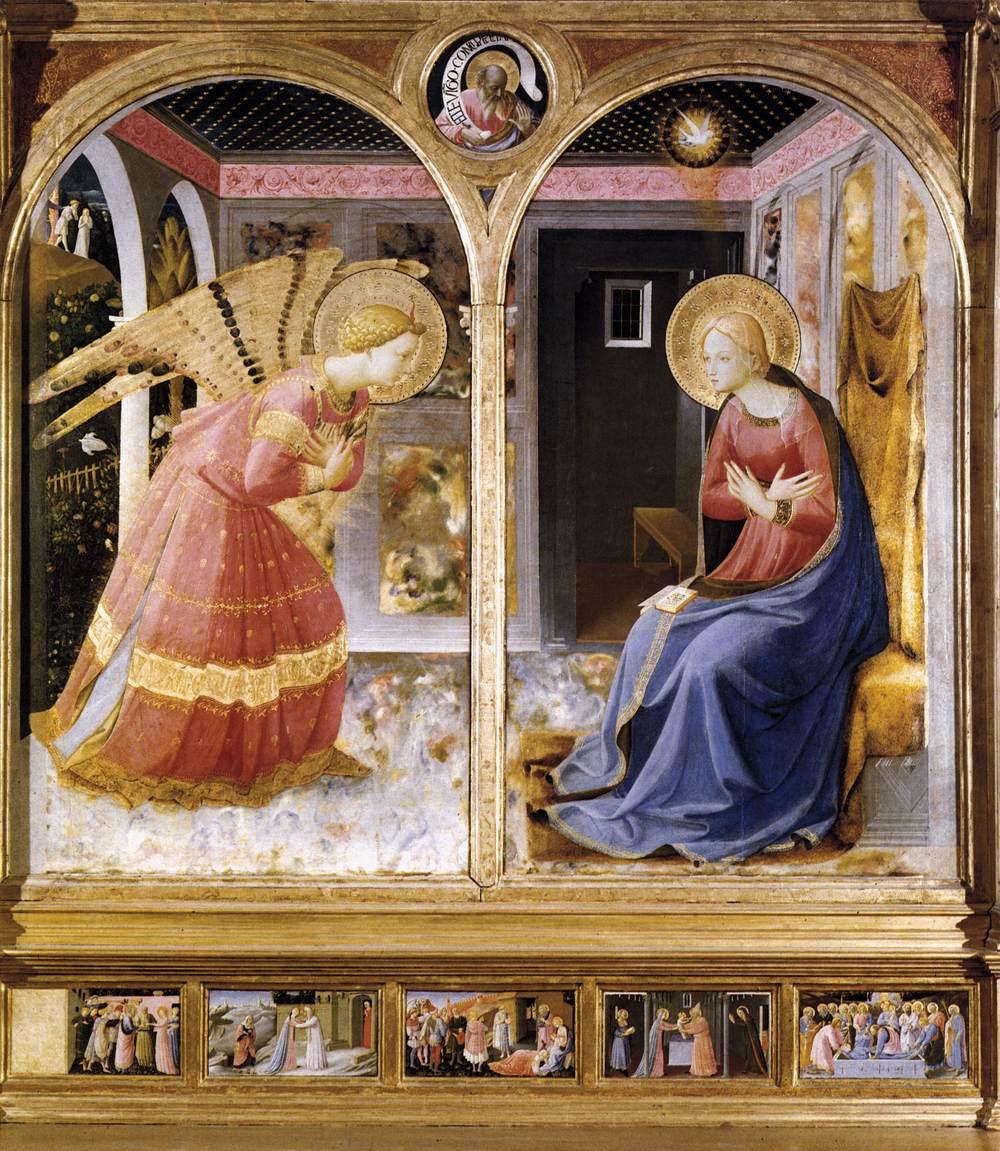 virgen Maria – QUE SIGNIFICA ESTE CUADRO O ESCULTURA?