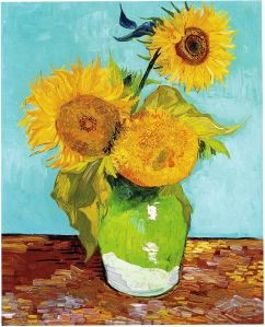 800px-Vincent_Van_Gogh_-_Three_Sunflowers_F453