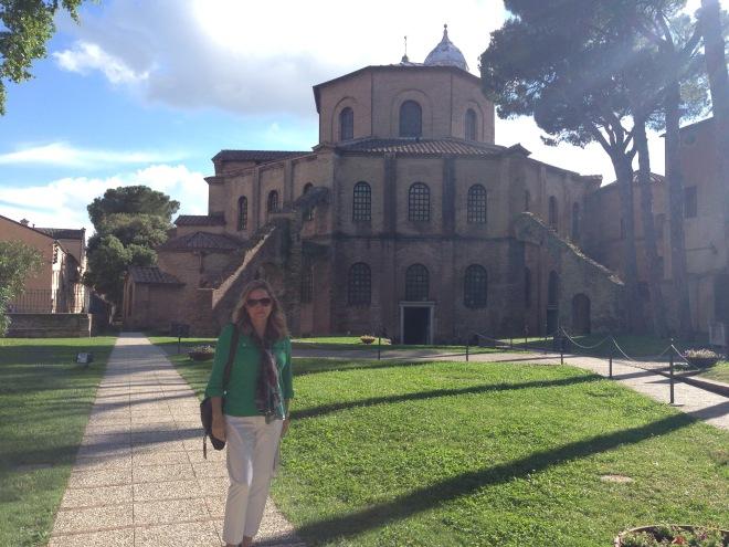 Iglesia de San Vitale