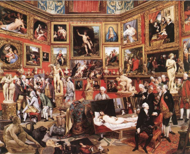 La-tribuna-de-los-Uffizi-1772-1778-Johann-Zoffany