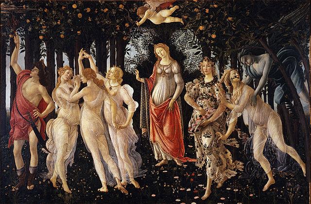 LA PRIMAVERA (1482 )